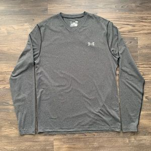 Under Armour Cold Gear Fitted Long Sleeve Tee